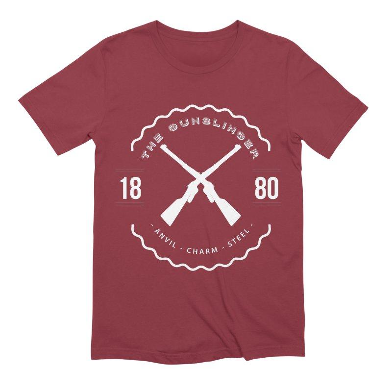 Odessa - White Men's Extra Soft T-Shirt by fantasticworldspod's Artist Shop