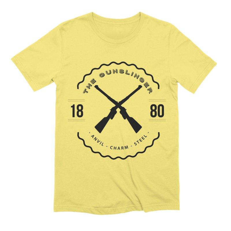 Odessa - Black Men's T-Shirt by Fantastic Worlds Podcast  Shop