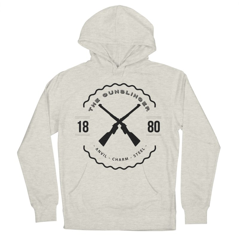 Odessa - Black Men's French Terry Pullover Hoody by fantastic worlds pod's Artist Shop
