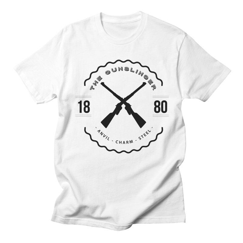 Odessa - Black Women's Regular Unisex T-Shirt by fantasticworldspod's Artist Shop