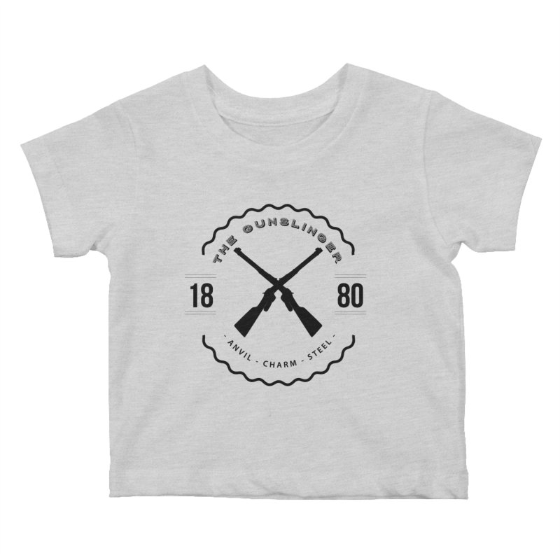 Odessa - Black Kids Baby T-Shirt by Fantastic Worlds Podcast  Shop