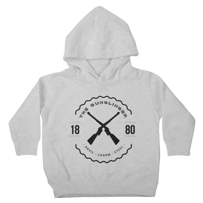 Odessa - Black Kids Toddler Pullover Hoody by Fantastic Worlds Podcast  Shop