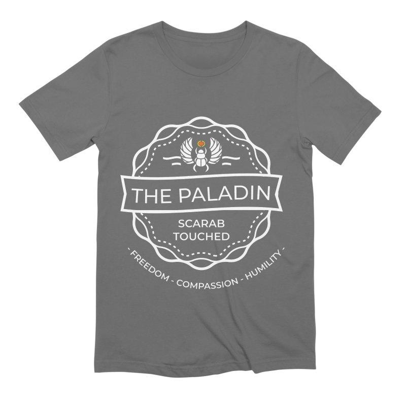 Menet Sigil - White Men's T-Shirt by Fantastic Worlds Podcast  Shop