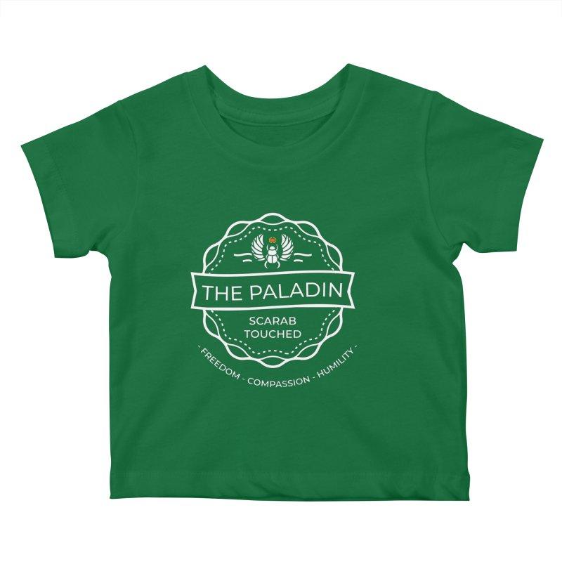 Menet Sigil - White Kids Baby T-Shirt by Fantastic Worlds Podcast  Shop