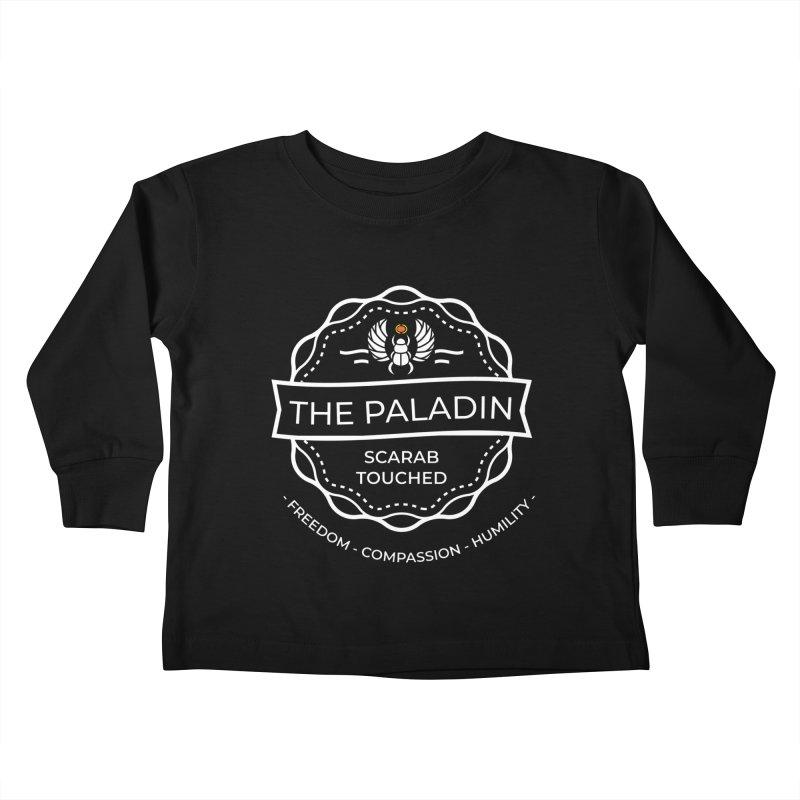 Menet Sigil - White Kids Toddler Longsleeve T-Shirt by Fantastic Worlds Podcast  Shop