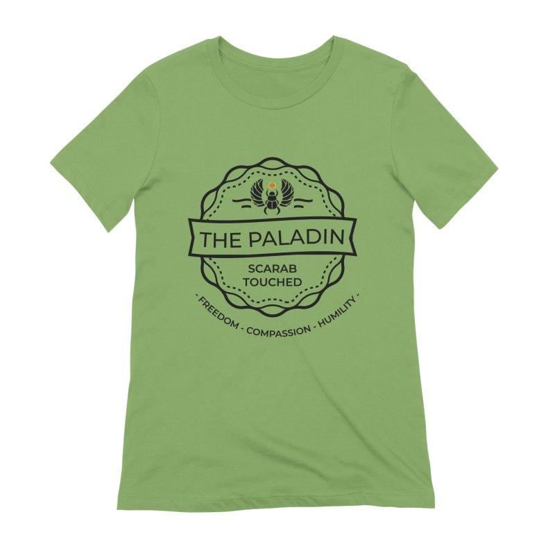 Menet - Black Women's Extra Soft T-Shirt by fantastic worlds pod's Artist Shop