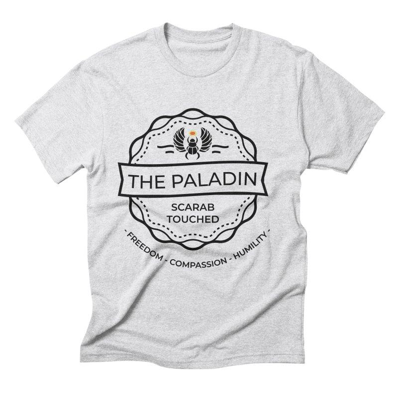 Menet - Black Men's Triblend T-Shirt by fantastic worlds pod's Artist Shop