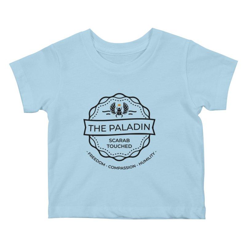 Menet - Black Kids Baby T-Shirt by fantastic worlds pod's Artist Shop