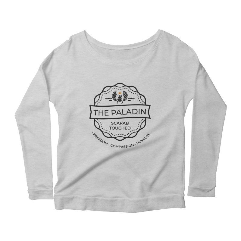 Menet - Black Women's Scoop Neck Longsleeve T-Shirt by Fantastic Worlds Podcast  Shop