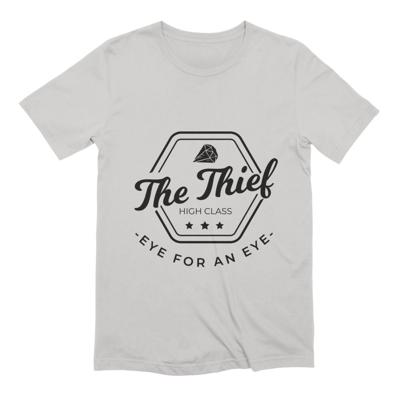 Pippa - Rogue - Black Men's Extra Soft T-Shirt by fantasticworldspod's Artist Shop