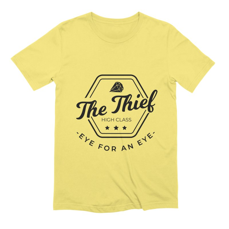 Pippa - Rogue - Black Men's Extra Soft T-Shirt by fantastic worlds pod's Artist Shop