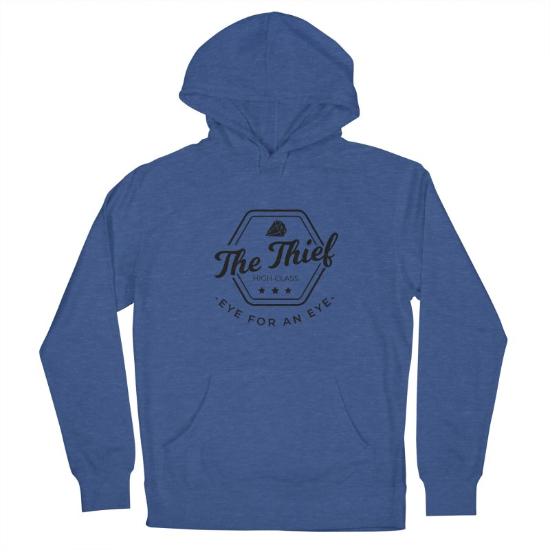 Pippa - Rogue - Black Men's Pullover Hoody by Fantastic Worlds Podcast  Shop