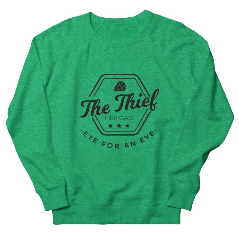 Pippa - Rogue - Black Women's Sweatshirt by Fantastic Worlds Podcast  Shop
