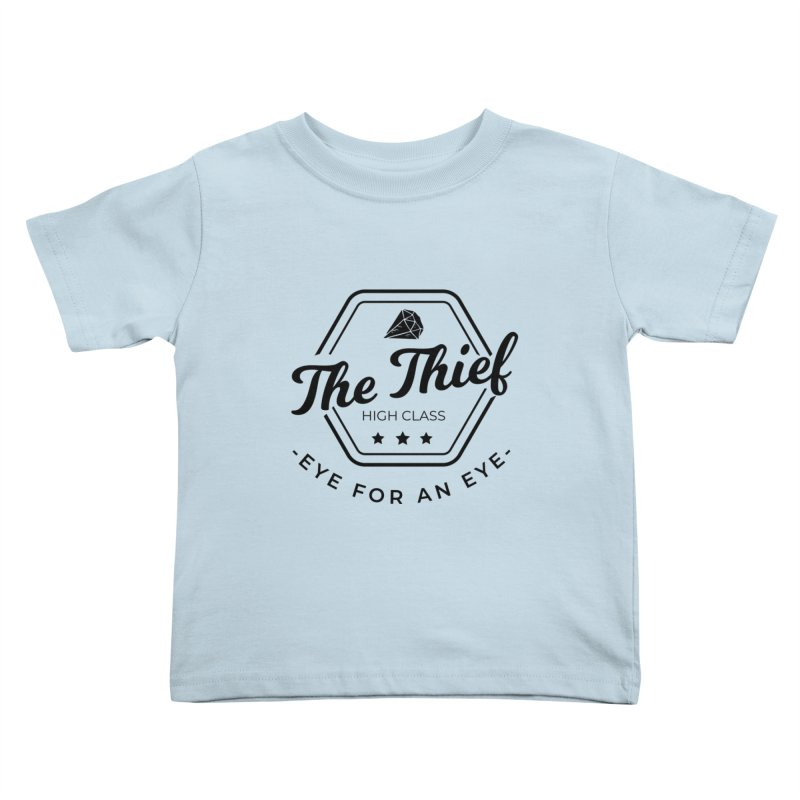 Pippa - Rogue - Black Kids Toddler T-Shirt by Fantastic Worlds Podcast  Shop
