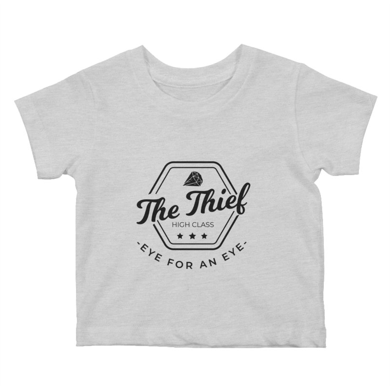 Pippa - Rogue - Black Kids Baby T-Shirt by Fantastic Worlds Podcast  Shop