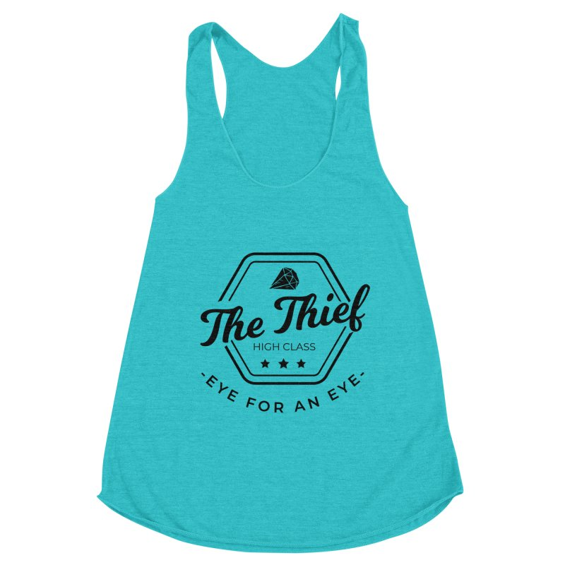 Pippa - Rogue - Black Women's Tank by Fantastic Worlds Podcast  Shop