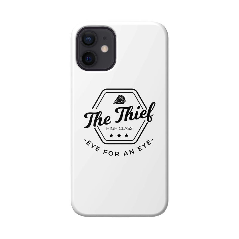 Pippa - Rogue - Black Accessories Phone Case by Fantastic Worlds Podcast  Shop