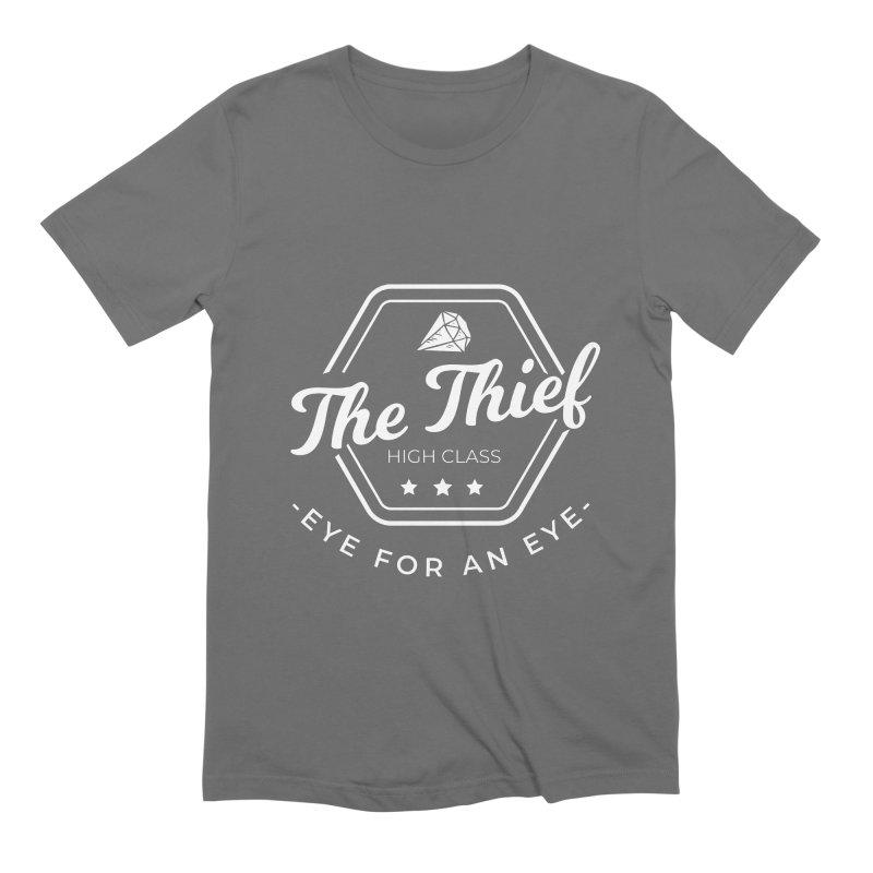Pippa -  Rogue - White Men's Extra Soft T-Shirt by fantasticworldspod's Artist Shop