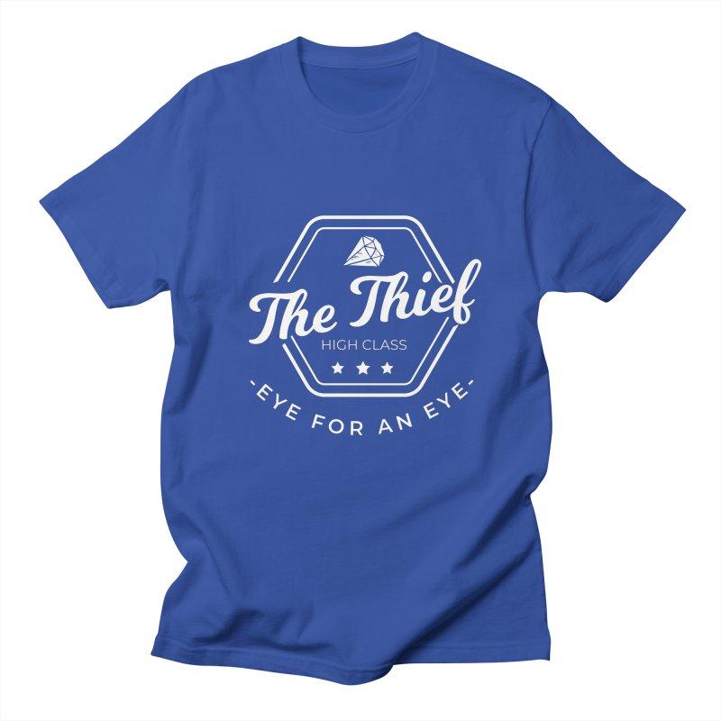 Pippa -  Rogue - White Women's Regular Unisex T-Shirt by fantastic worlds pod's Artist Shop