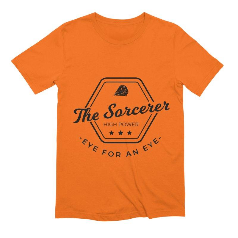 Pippa - Sorcerer - Black Men's Extra Soft T-Shirt by fantastic worlds pod's Artist Shop