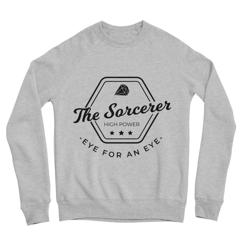 Pippa - Sorcerer - Black Women's Sponge Fleece Sweatshirt by Fantastic Worlds Podcast  Shop