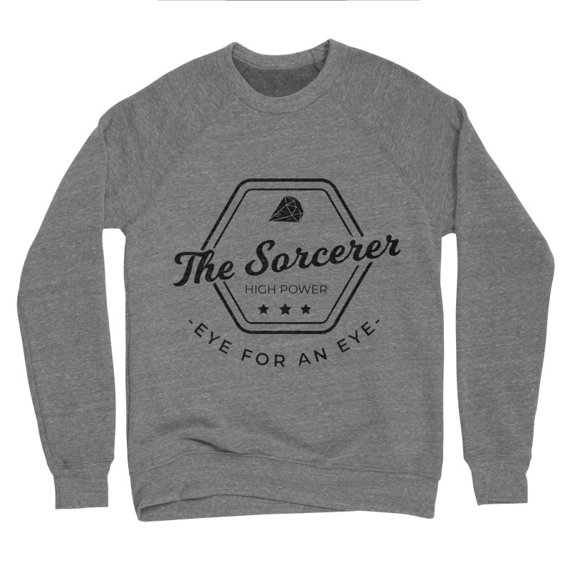 Pippa - Sorcerer - Black Women's Sponge Fleece Sweatshirt by fantastic worlds pod's Artist Shop