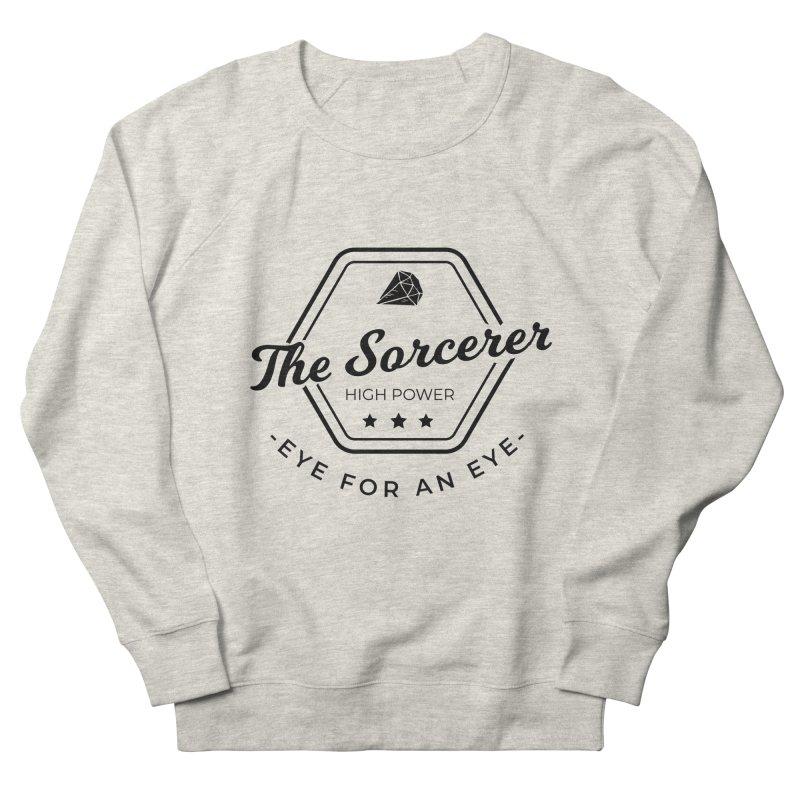 Pippa - Sorcerer - Black Women's French Terry Sweatshirt by fantasticworldspod's Artist Shop