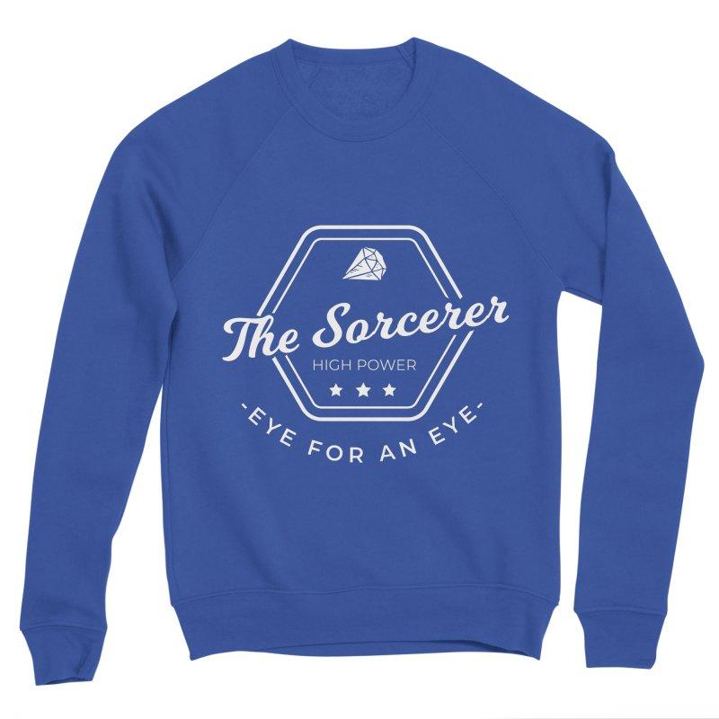 Pippa - Sorcerer - White Men's Sweatshirt by Fantastic Worlds Podcast  Shop