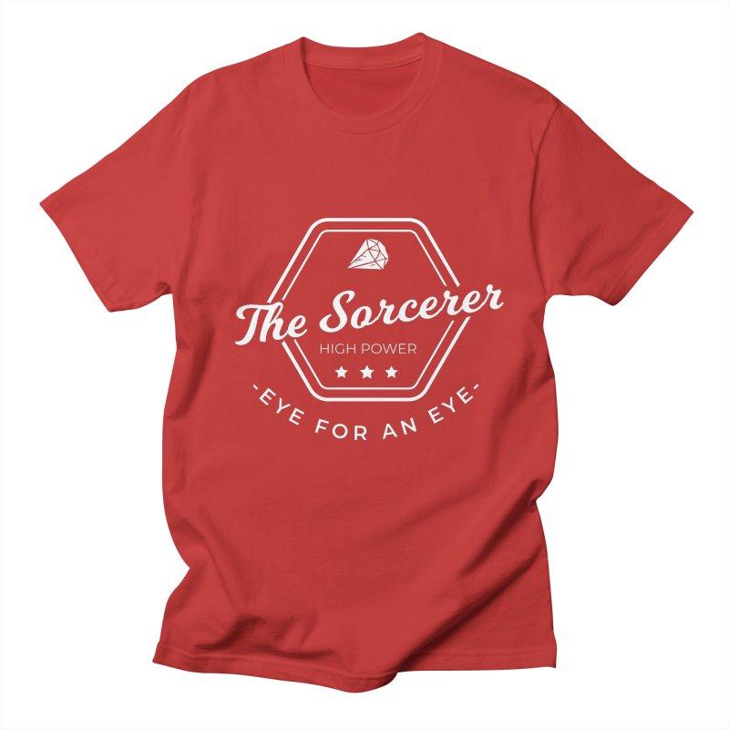 Pippa - Sorcerer - White Women's Regular Unisex T-Shirt by fantastic worlds pod's Artist Shop