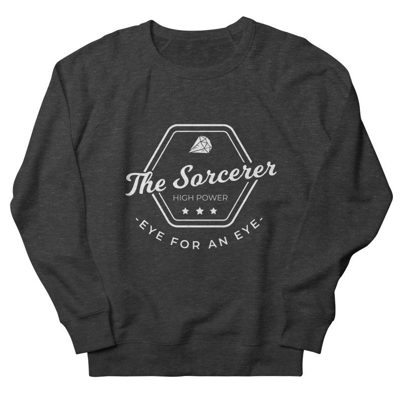 Pippa - Sorcerer - White Women's French Terry Sweatshirt by fantastic worlds pod's Artist Shop