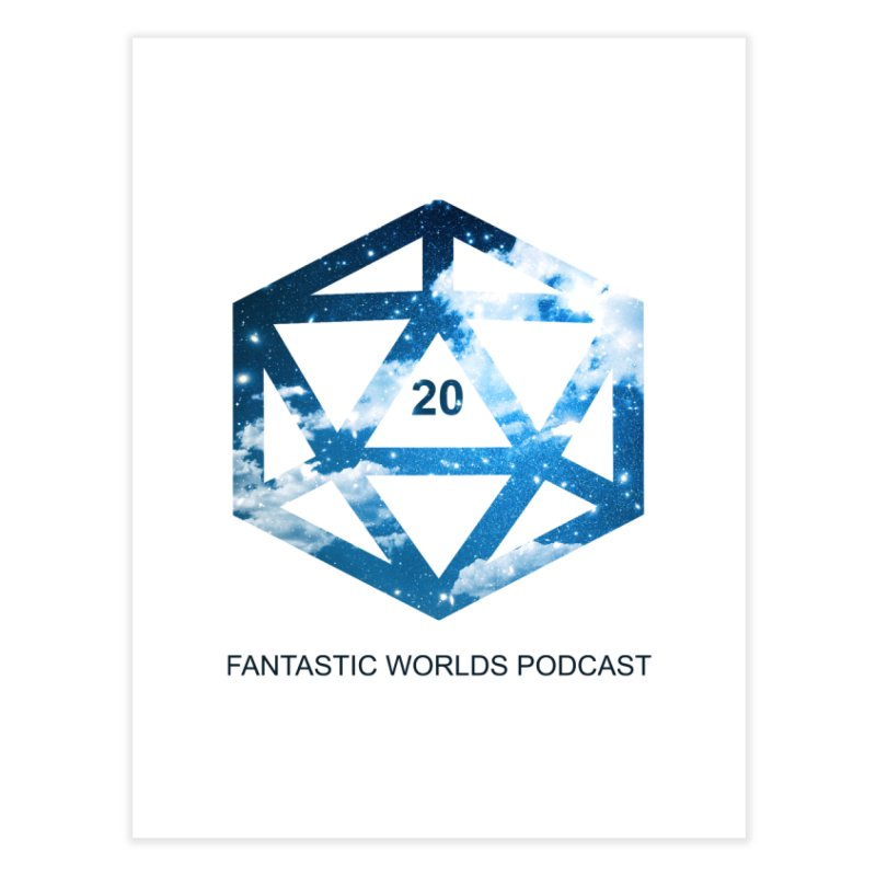 Home None by Fantastic Worlds Podcast  Shop