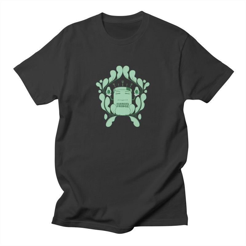 Green Goddess (Kwasi Amankwah Artist Collab) Men's T-Shirt by Farmer's Fridge Merch