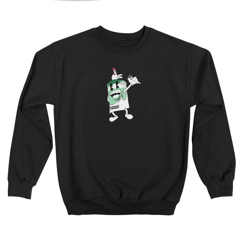 Chicken Caesar (Kwasi Amankwah Artist Collab) Men's Sweatshirt by Farmer's Fridge Merch