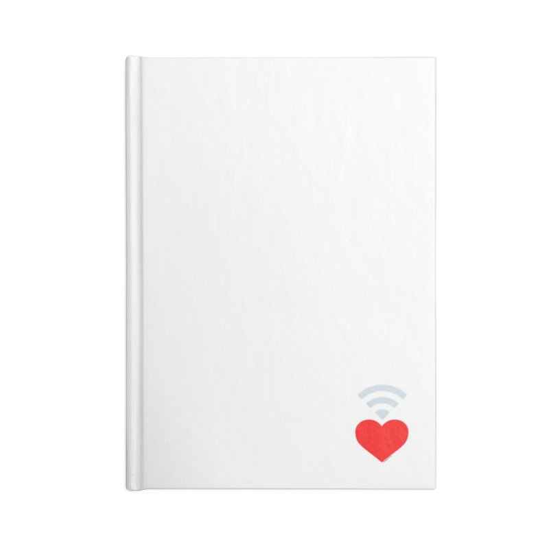Farmington Voice logo Accessories Notebook by farmingtonvoice's Artist Shop