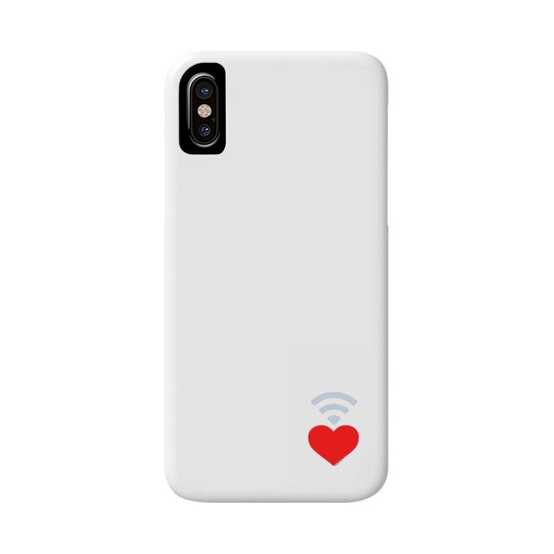 Farmington Voice logo Accessories Phone Case by farmingtonvoice's Artist Shop