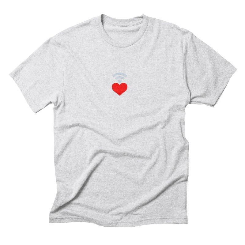 Farmington Voice logo Men's T-Shirt by farmingtonvoice's Artist Shop