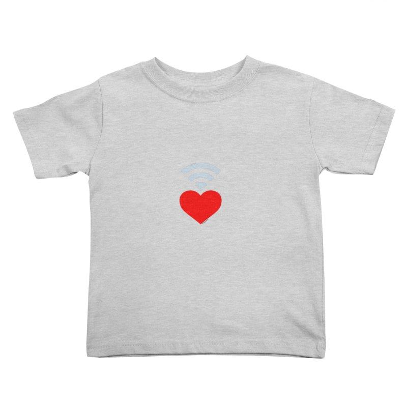 Farmington Voice logo Kids Toddler T-Shirt by farmingtonvoice's Artist Shop