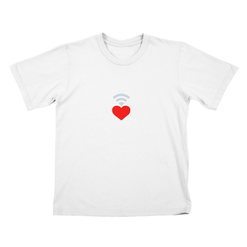 Farmington Voice logo Kids T-Shirt by farmingtonvoice's Artist Shop