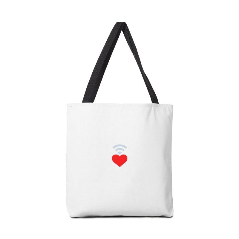 Farmington Voice logo Accessories Bag by farmingtonvoice's Artist Shop