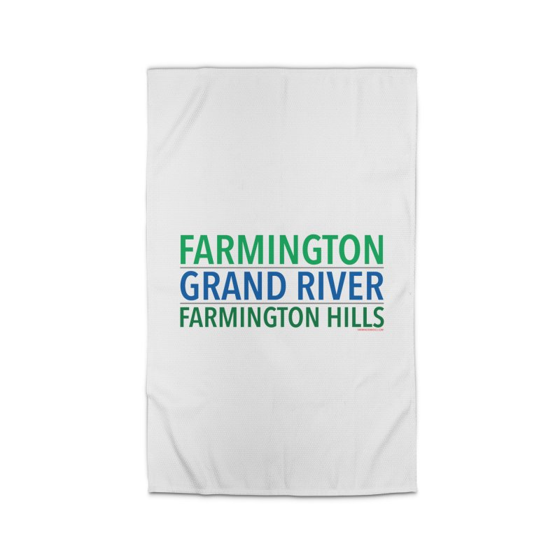 A (Grand) river runs through it Home Rug by farmingtonvoice's Artist Shop
