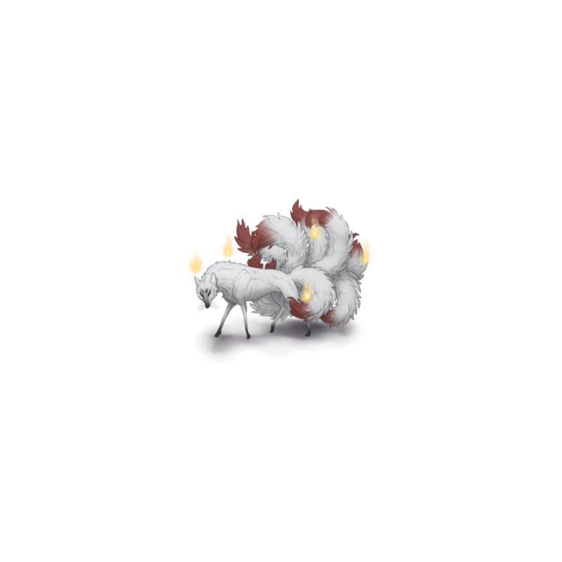 Kitsune by farorenightclaw's Shop