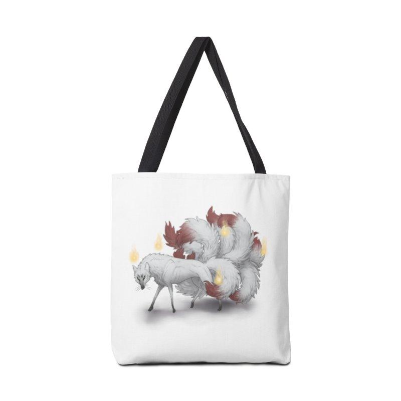 Kitsune Accessories Bag by farorenightclaw's Shop