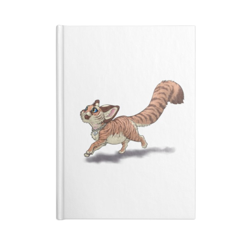 Little Tiger Accessories Notebook by farorenightclaw's Shop