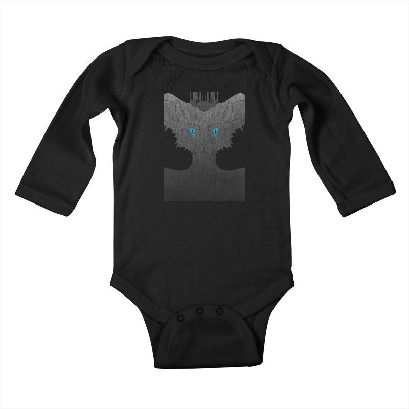 Pet Kids Baby Longsleeve Bodysuit by farorenightclaw's Shop
