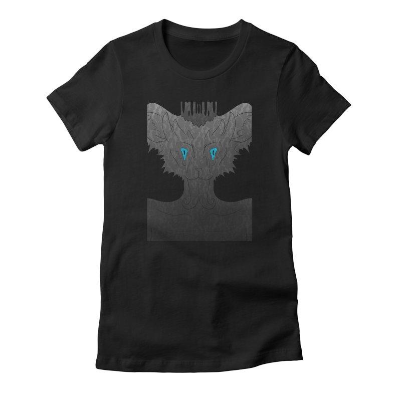 Pet Women's T-Shirt by farorenightclaw's Shop