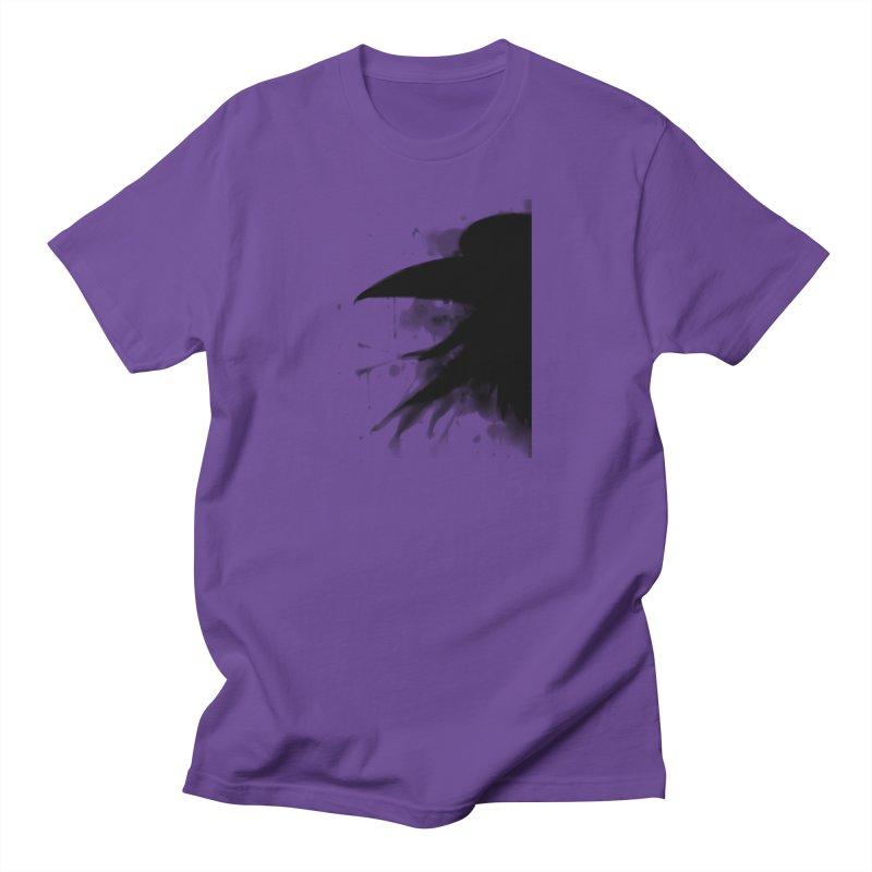 Nevermore Men's T-Shirt by farorenightclaw's Shop