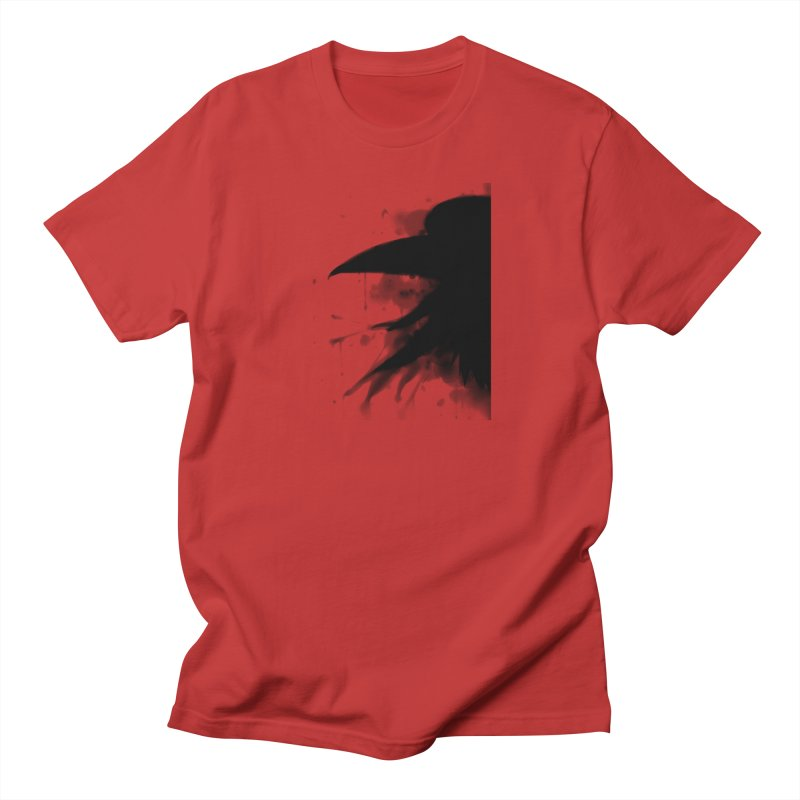 Nevermore Men's T-Shirt by farorenightclaw's Shop