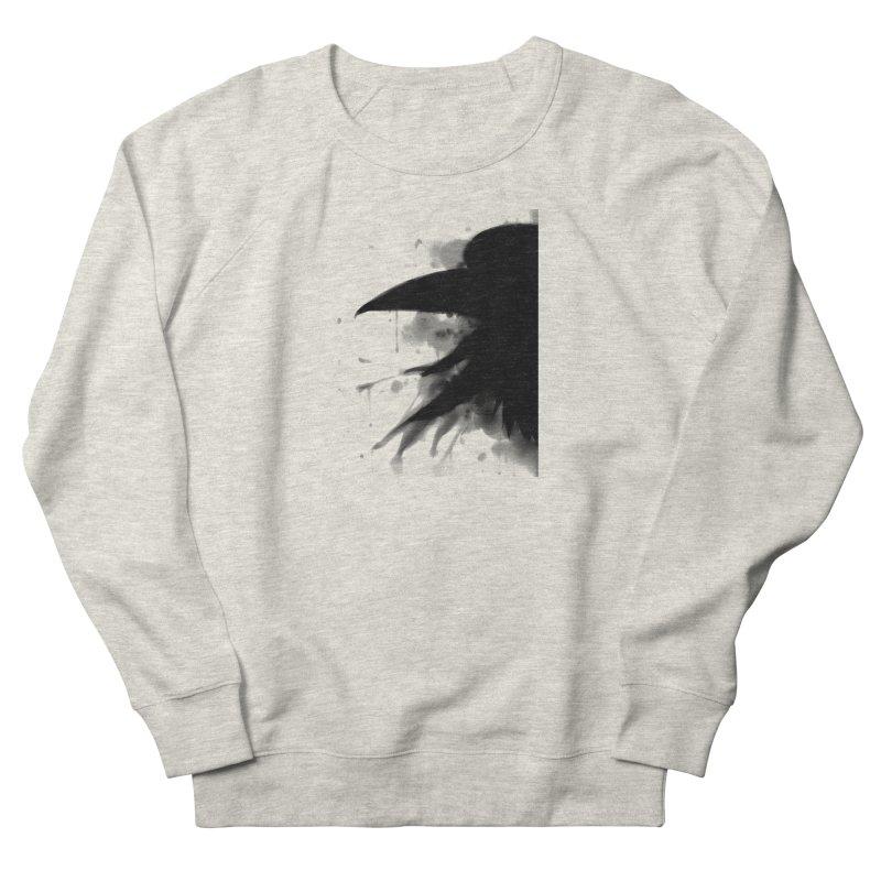 Nevermore Men's Sweatshirt by farorenightclaw's Shop