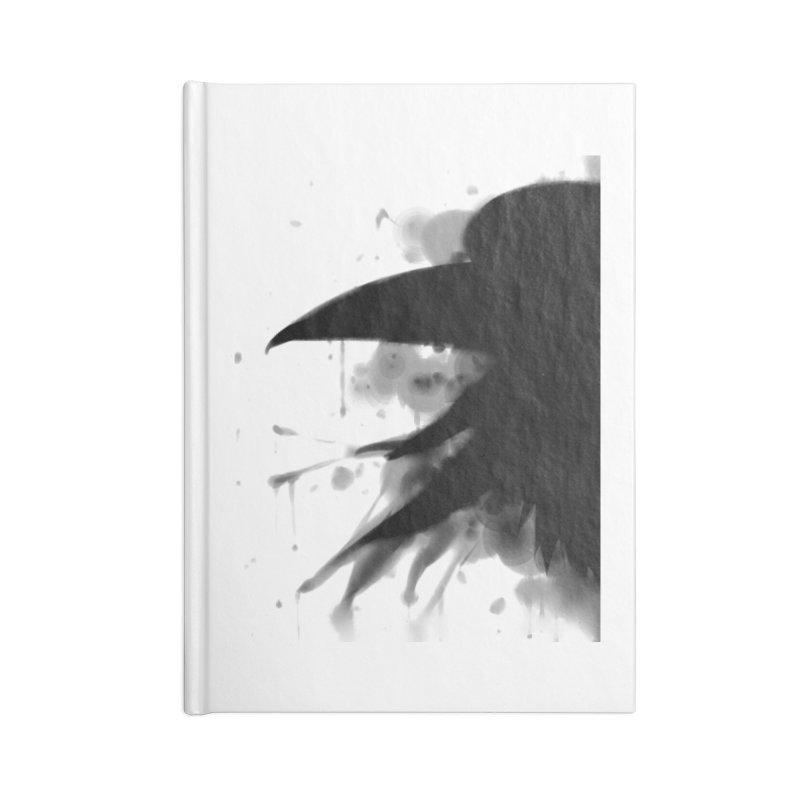 Nevermore Accessories Notebook by farorenightclaw's Shop
