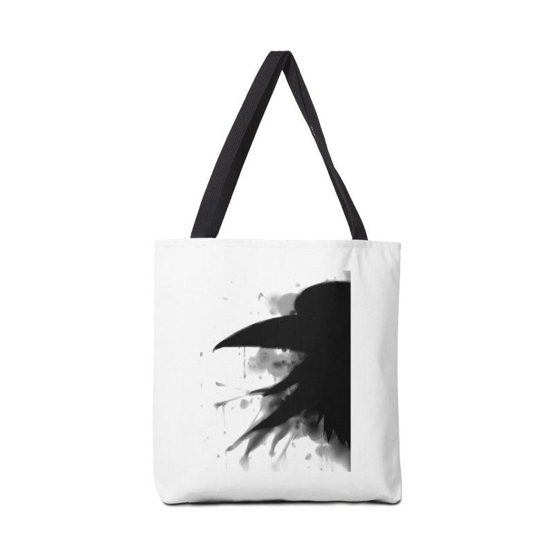 Nevermore Accessories Bag by farorenightclaw's Shop